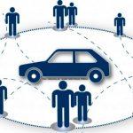 car share multiple people