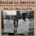 Racism in America video slide