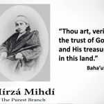 Book Cover of Mirza Midhi The Purest Branch